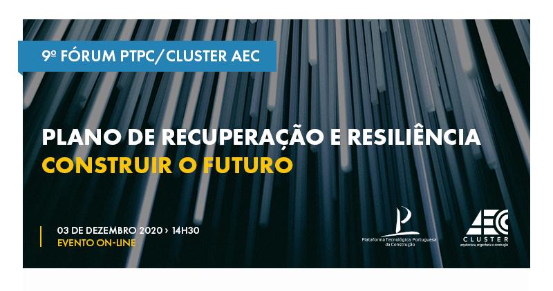 9º Forum Estratégico da PTPC/Cluster AEC